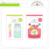 Cute & Crafty - Mini Doodlepops 2