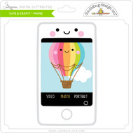 Cute & Crafty - Phone