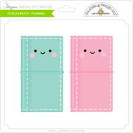 Cute & Crafty - Planner