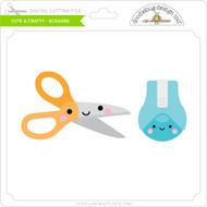 Cute & Crafty - Scissors
