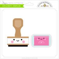 Cute & Crafty - Stamp & Ink