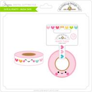 Cute & Crafty - Washi Tape