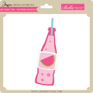 My Candy Girl - Watermelon Soda
