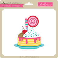 My Candy Girl - Loaded Cake