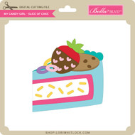 My Candy Girl - Slice of Cake