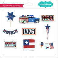 4th Of July Project Bundle