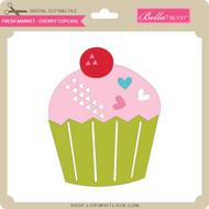 Fresh Market - Cherry Cupcake