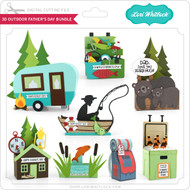 3D Outdoor Father's Day Bundle
