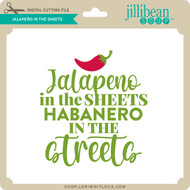 Jalapeno in the Sheets