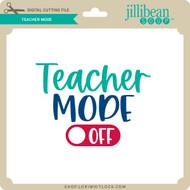 Teacher Mode