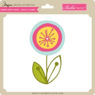 Sunny Happy Skies - Joyful Flower