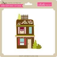 Sunny Happy Skies - City House