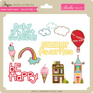 Sunny Happy Skies - Collection 2