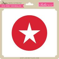 Oh My Stars - Star Medallion