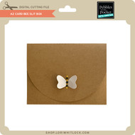 A2 Card Bee Slit Box