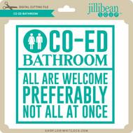 Co Ed Bathroom