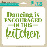 Dancing is Encouraged in This Kitchen