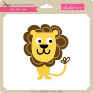 Zoo Crew - Lion