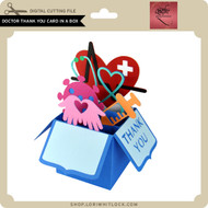 Doctor Thank You Card in a Box