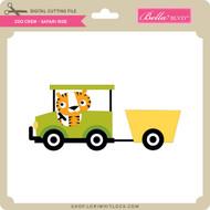 Zoo Crew - Safari Ride