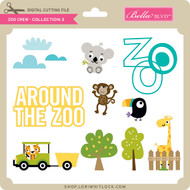 Zoo Crew - Collection 3