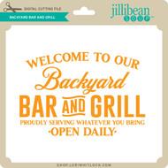 Backyard Bar and Grill