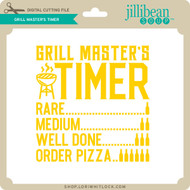 Grill Master's Timer
