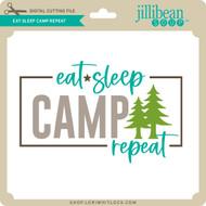 Eat Sleep Camp Repeat