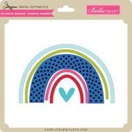 You Are My Sunshine - Whimsical Rainbow