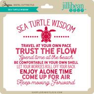 Sea Turtle Wisdom