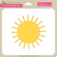 You are My Sunshine - Sun