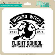 Wicked Witch Flight School 2