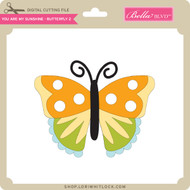 You are My Sunshine - Butterfly 2