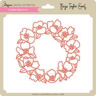 Flower Wreath 14