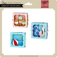 Summer Gift Card Box Bundle