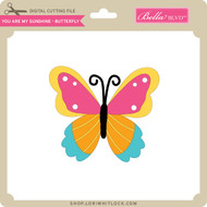 You are My Sunshine - Butterfly 3