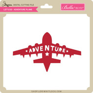 Let's Go - Adventure Plane