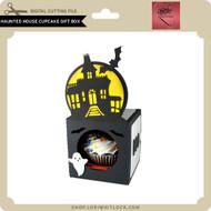 Haunted House Cupcake Gift Box