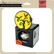 Haunted Tree Cupcake Gift Box