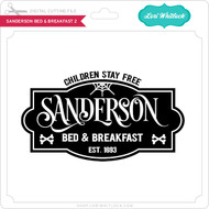 Sanderson Bed & Breakfast 2