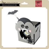 Dracula Cupcake Gift Box
