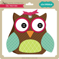Owl Treat Box