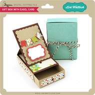 Gift Box with Easel Card