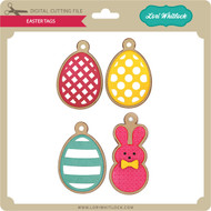 Easter Tags