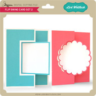 Flip Swing Card Set 2