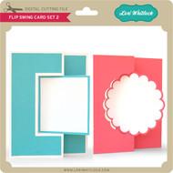 Flip Swing Card Set 2
