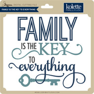 Family Key to Everything