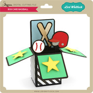 Box Card Baseball