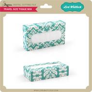 Travel Size Tissue Box