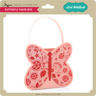 Butterfly Favor Box